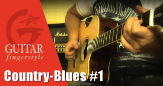 Daddy Willie! (country-blues #1)