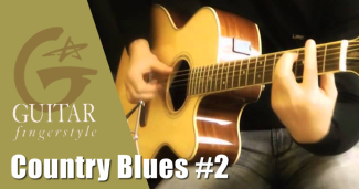 Shiny Ice Road (Country-Blues #2)