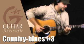 Happy Ranch Morning (country-blues #3)