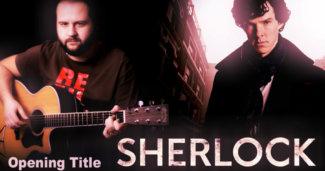 Шерлок (Opening Title)